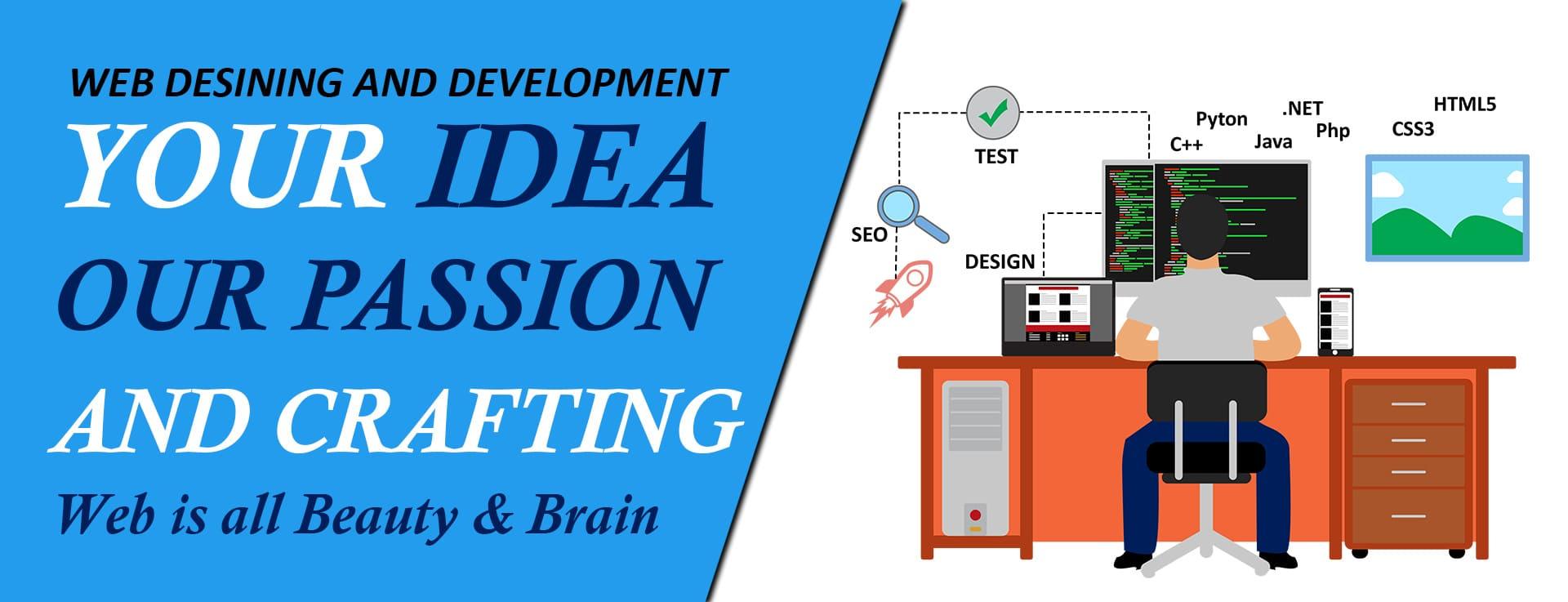 Website Designing and Development in Pakistan – Trending