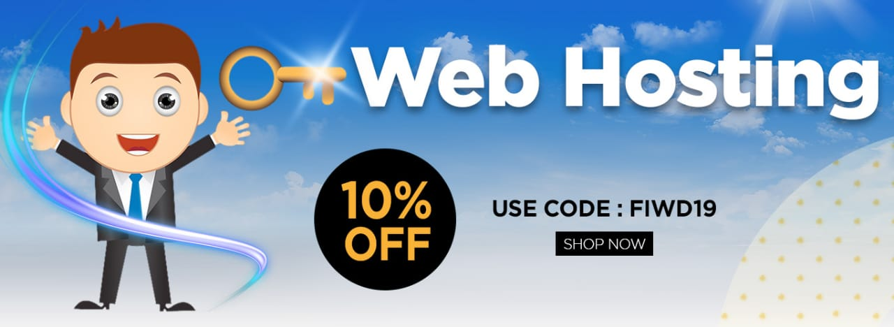 Can I getFIWD coupon code for web hosting?