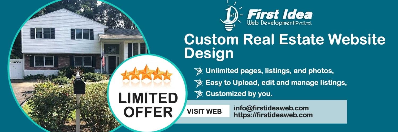 Real Estate Construction & Management Websites – Designer Available!