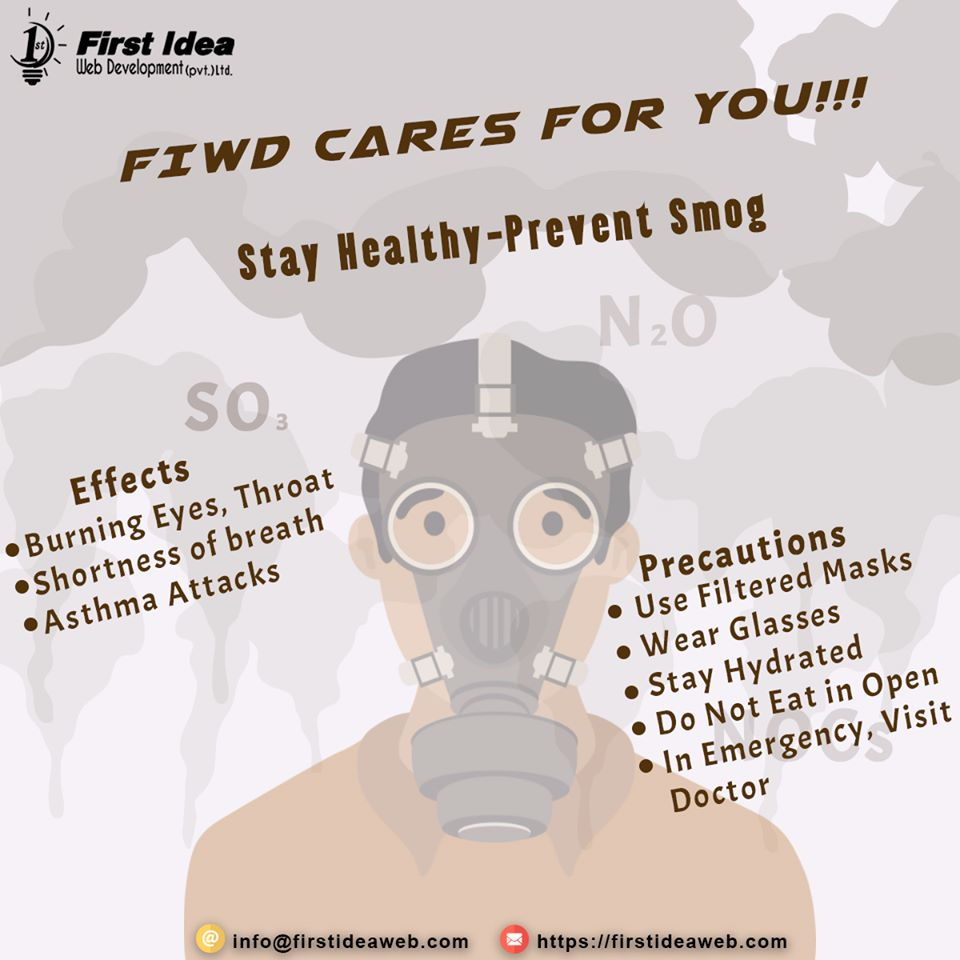 smog in pakistan, prevent smog in pakistan 2019, how to prevent smog, Causes, Effects and Solutions to Smog Pollution, Ways to Reduce Smog,