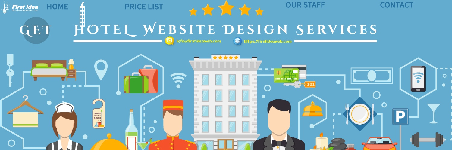 Hotel booking website development company in Pakistan