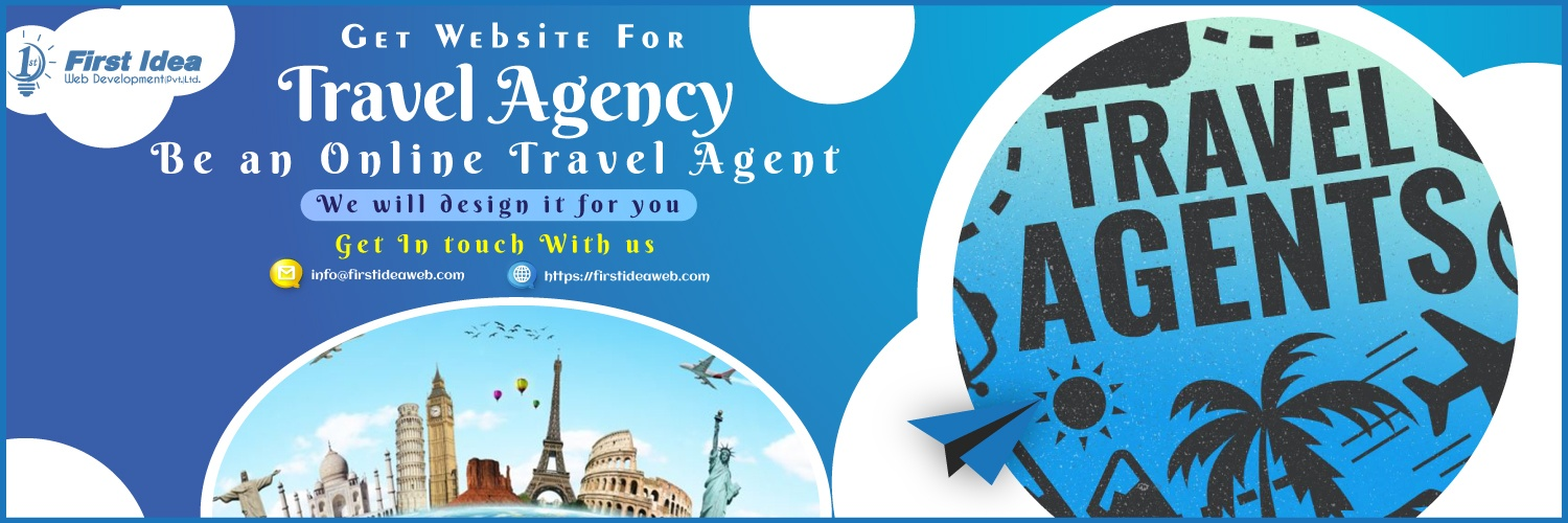 We Develop Travel Website For Tour Agency… Offer Tours & Trips Online!
