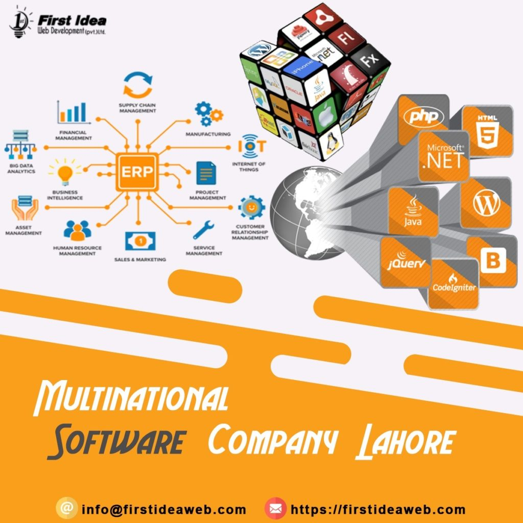 multinational companies in pakistan, multinational software company lahore,