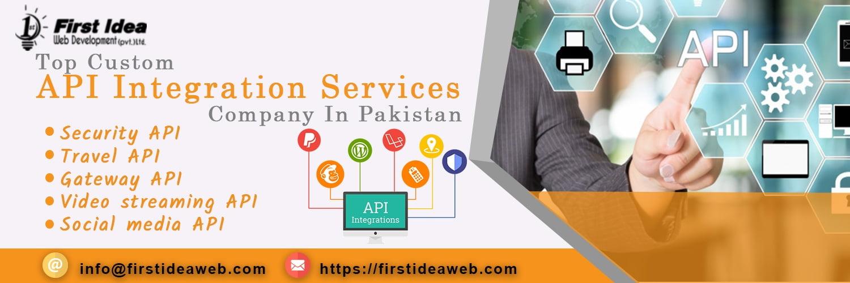 API integration services Lahore, Karachi, & Islamabad Pakistan