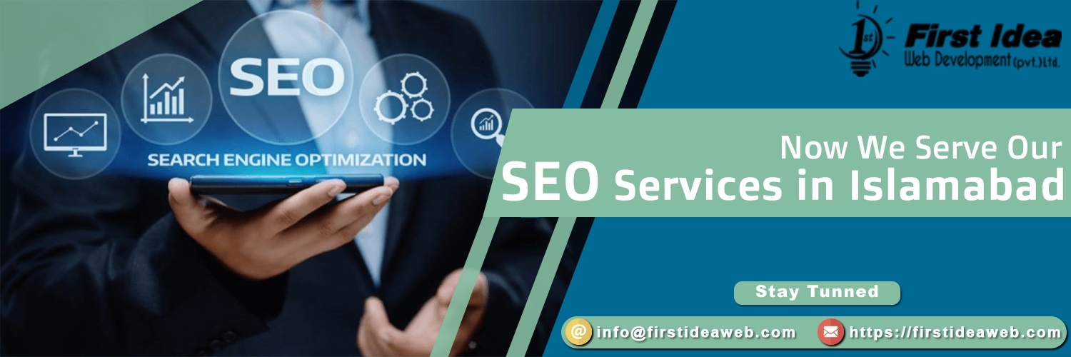 Announcement: SEO services in Islamabad is now available!