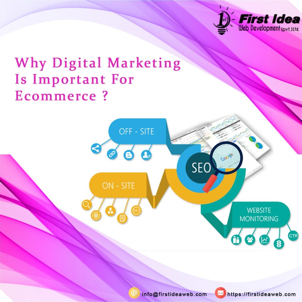 importance of digital marketing in ecommerce, ecommerce digital marketing agency, why digital marketing is important for your business,