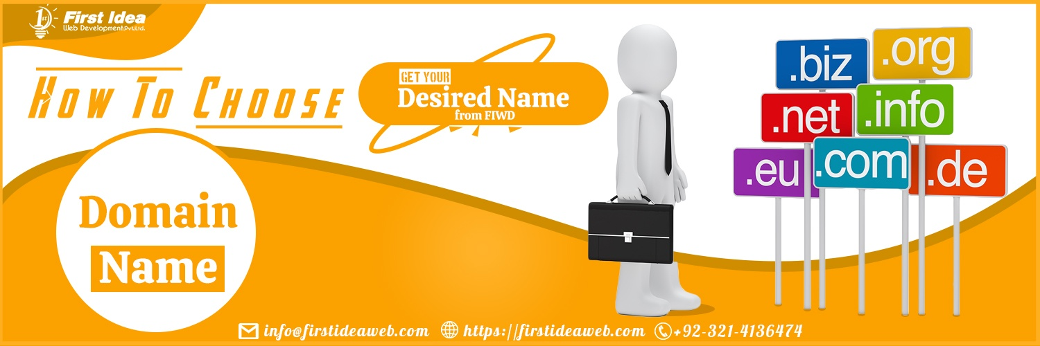 How to Choose the Best Domain Name?