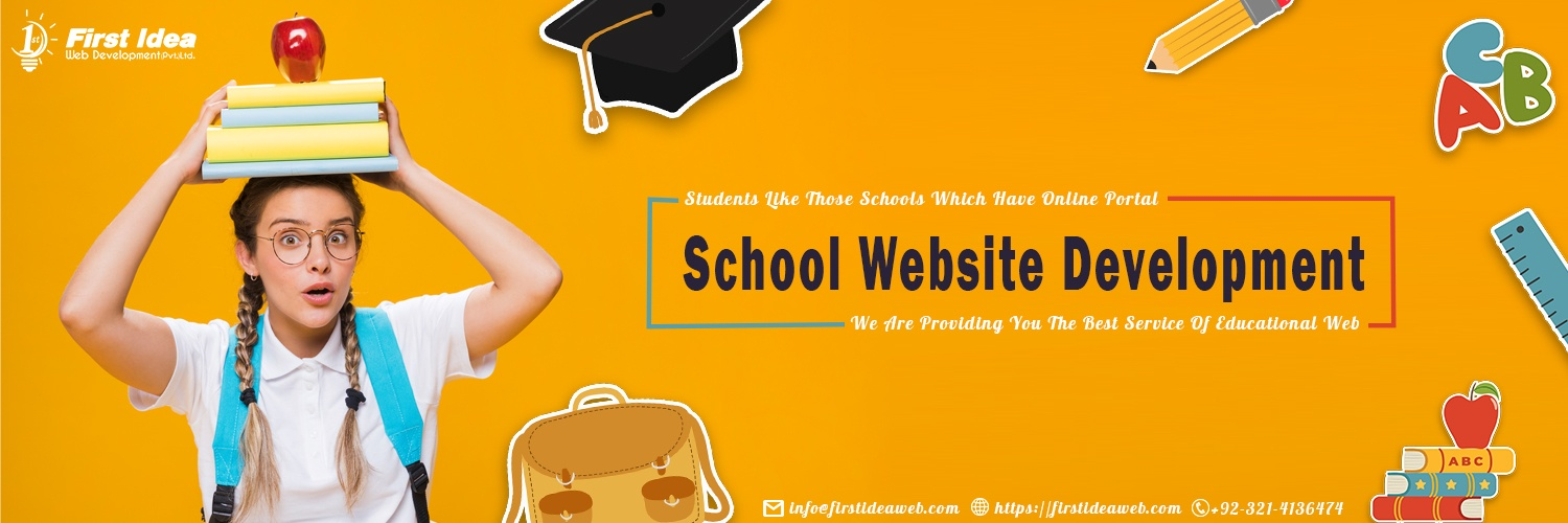 We, The Experts Designer Will Design Website/Portal For Your School/Institute at FIWD!