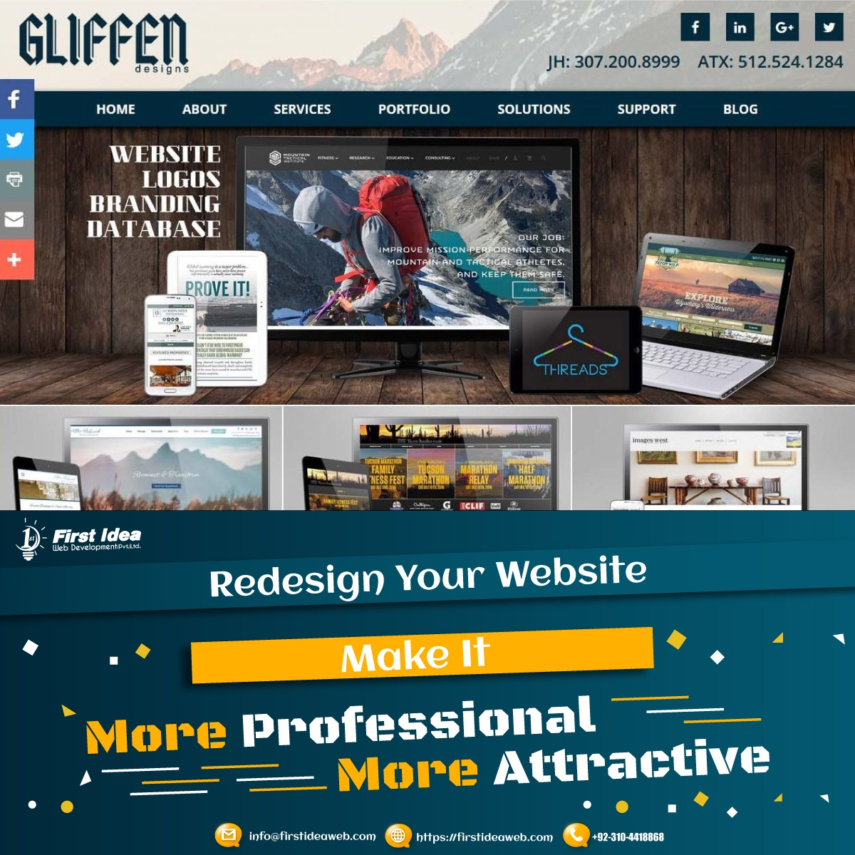 website redesign services, redesign your website, website redesign company, personal web design