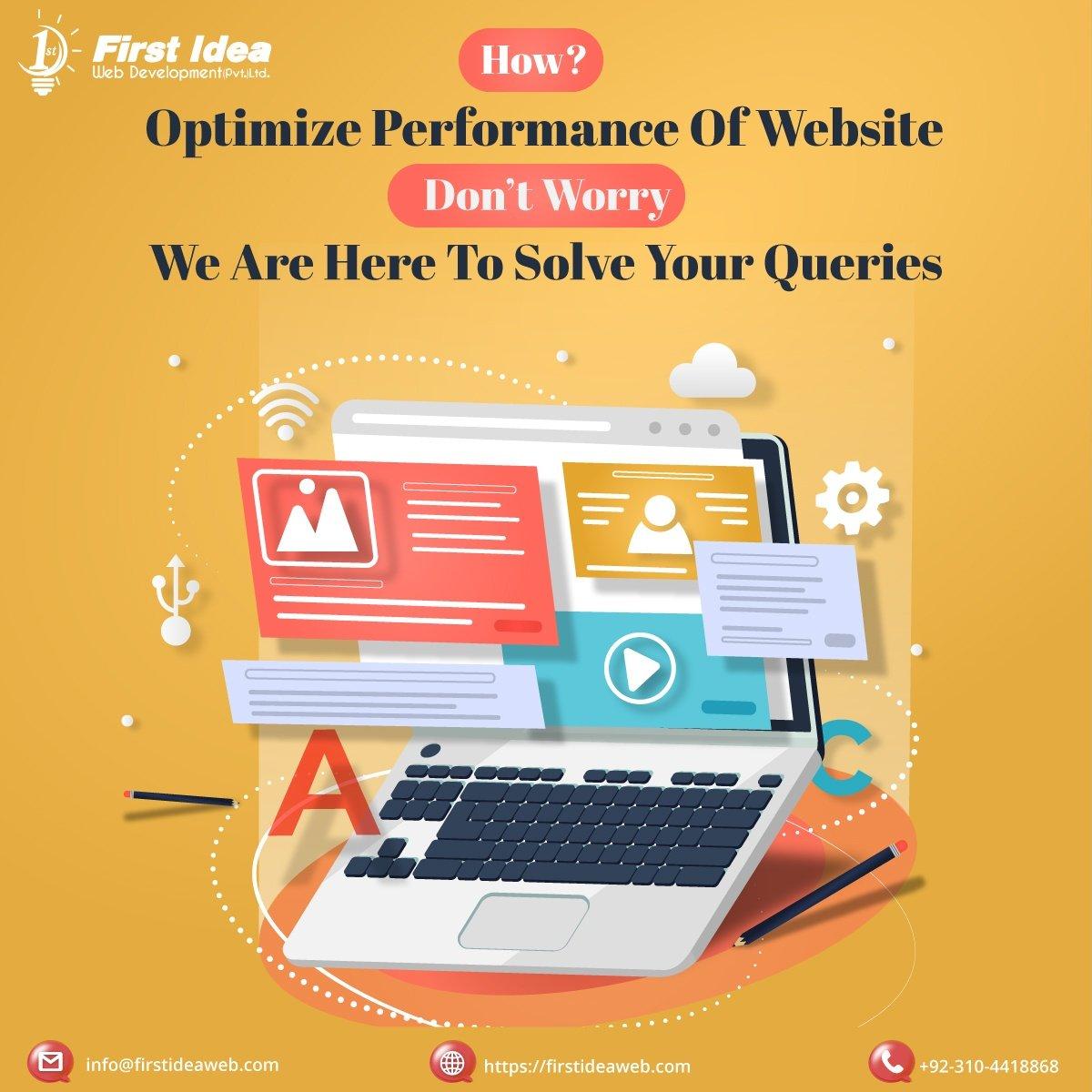 front end optimization, front end optimization techniques, speed up WordPress website performance, WordPress website speed