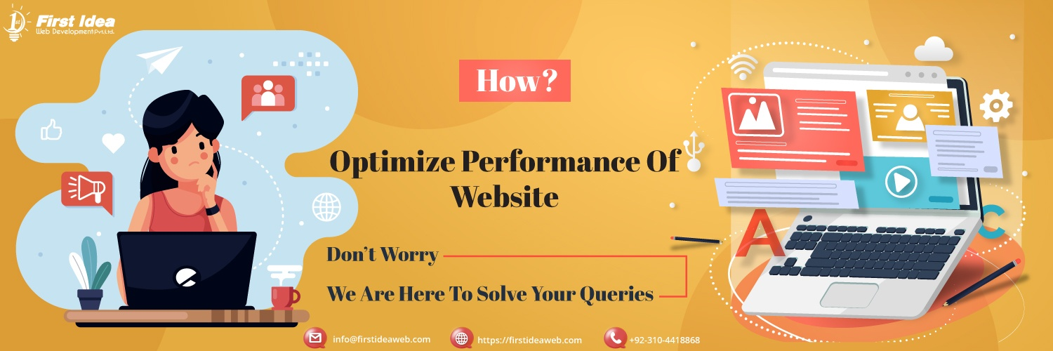 Performance of a Website for Business