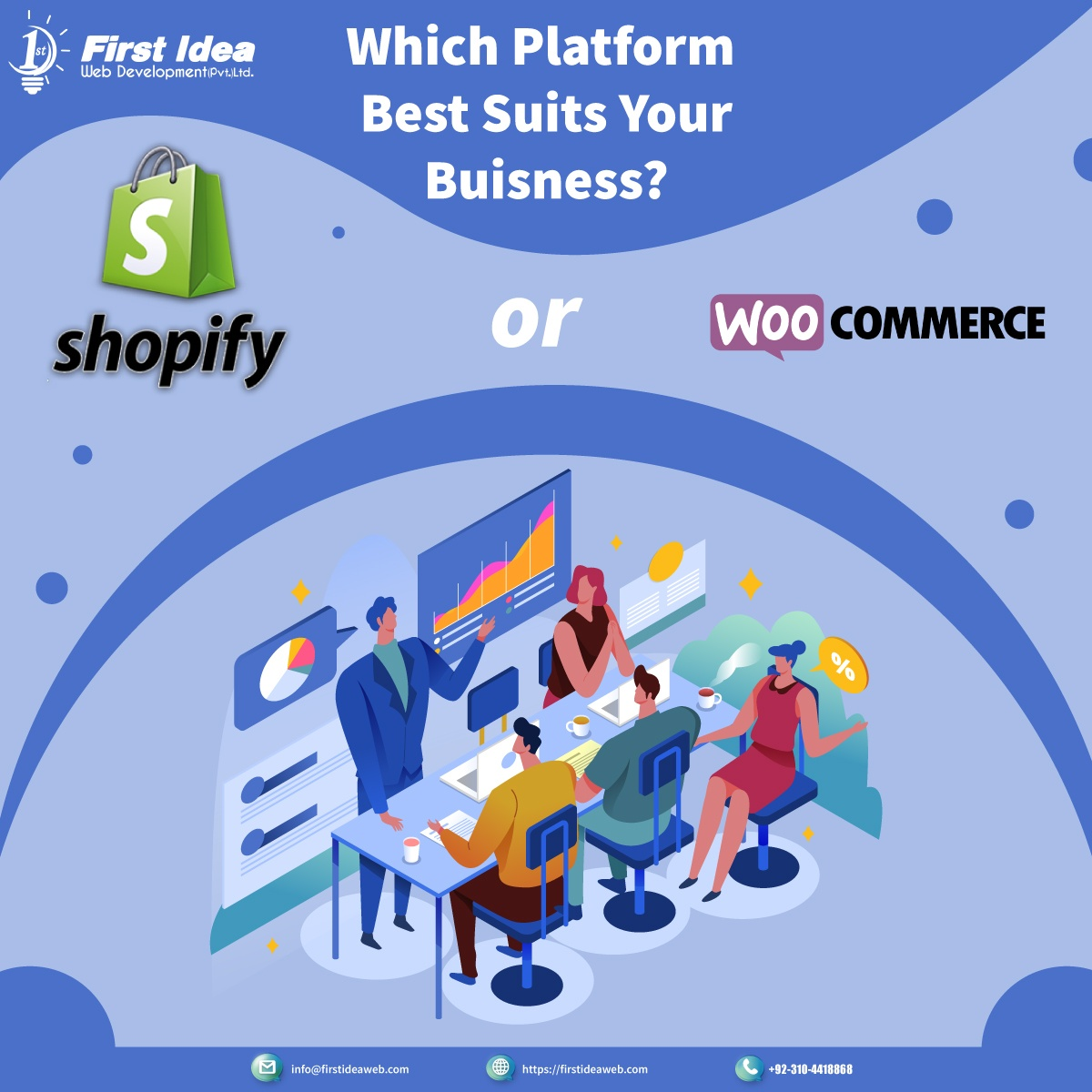 shopify vs wordpress, Shopify vs. WooCommerce, How to Build a Website, Which Is Right for Your Small Business?, which platform is best for you?