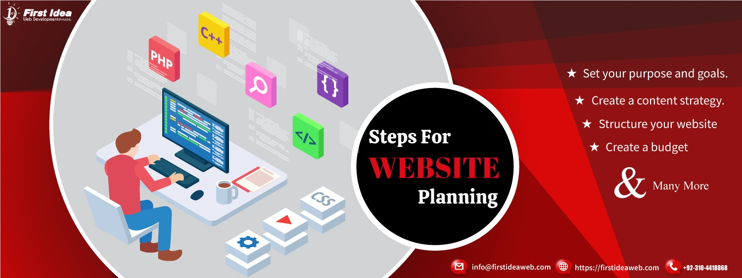 Website Development Project Management Plan