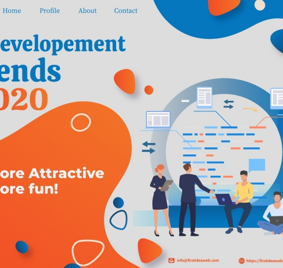 The Future of Web Design & Development & Trends in 2020!