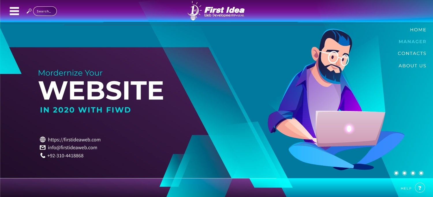 Modernize Your Website from Zero To Hero with Smart Trends in 2020!