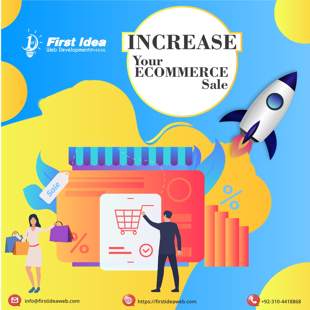 eCommerce increase sales, boost eCommerce sales, increase sales on eCommerce website, how to increase sales on eCommerce