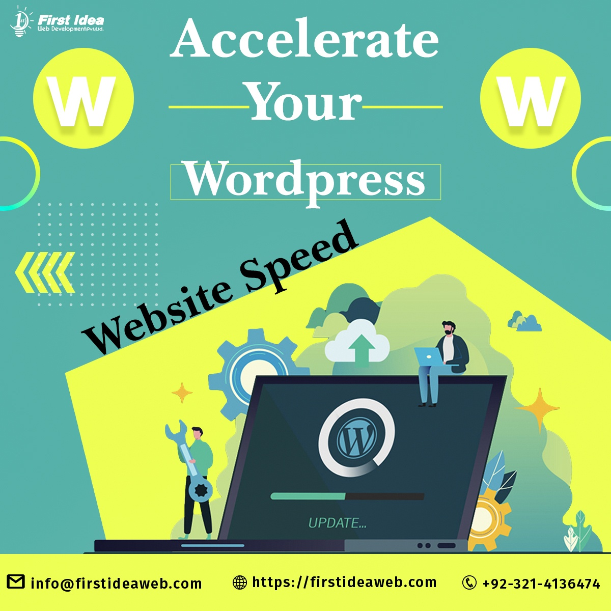 WordPress website speed, WordPress website speed optimization, WordPress page speed optimization, optimize the WordPress website