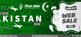 Target your Pakistan Day Web sale 2020 Discount!