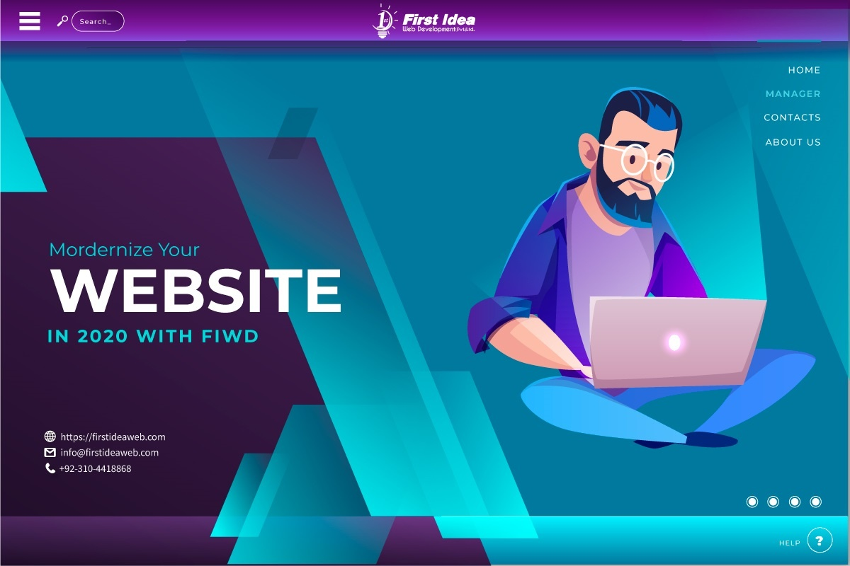 redesign solutions, website makeover service, website redesign proposal, request for proposal website redesign, modernize your website,
