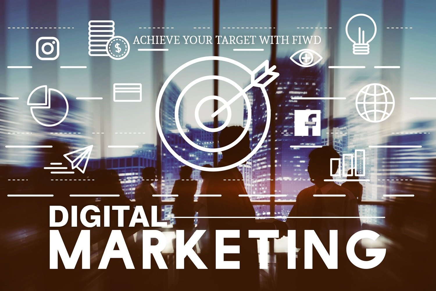 Which Services are included in Digital Marketing by Top Agencies?