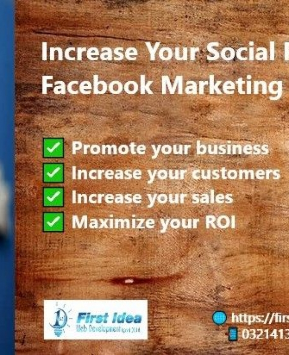 Guide to Why You Need Facebook Marketing Packages In Pakistan – FIWD' Experts Advice – 14 October 2020